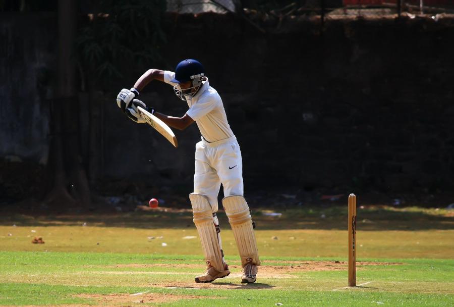 cricket century batsman