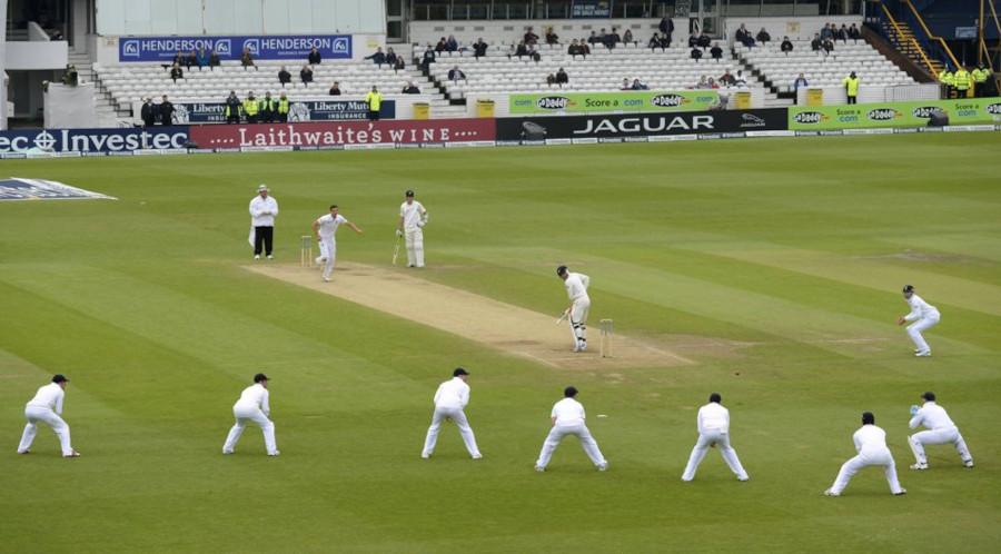 test cricket term