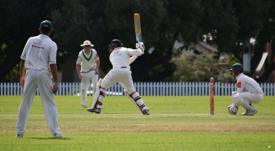 Off Side and Leg Side in cricket