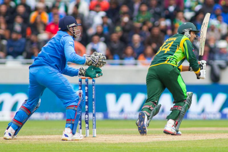 ICC Champions Trophy India v Pakistan