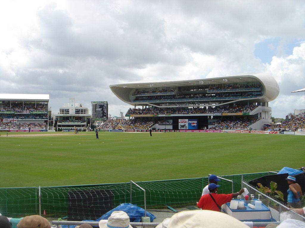 Kensington Oval in Barbados