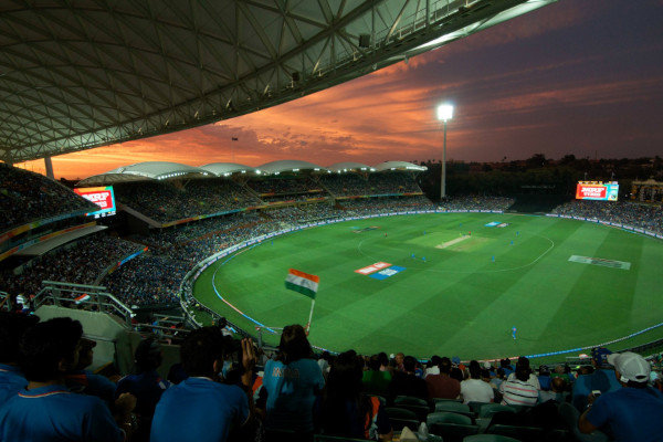 Largest Cricket Stadiums in the World by Boundary and Capacity ('2021')