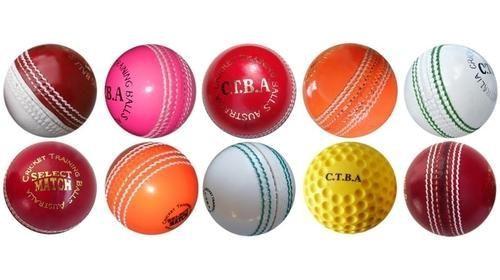 practice cricket balls