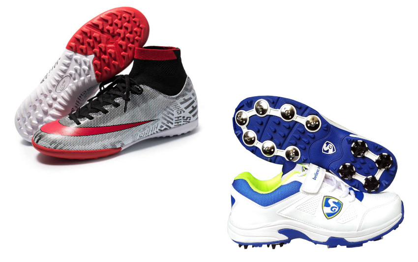 Cricket Shoes for Batting, Bowling and Fielding: Types and Brands