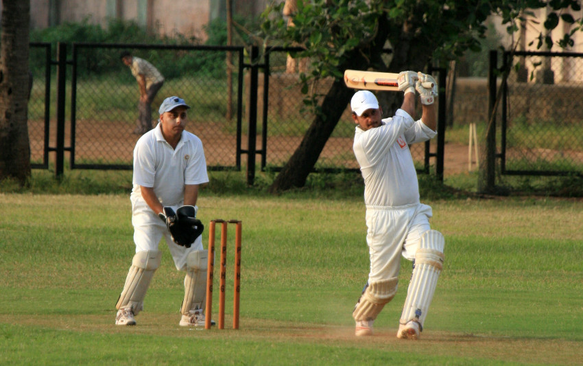 How to Hit a Six: Power Hitting in Cricket
