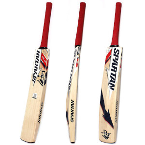 Spartan MS Dhoni Edition Kashmir Willow Cricket Bat
