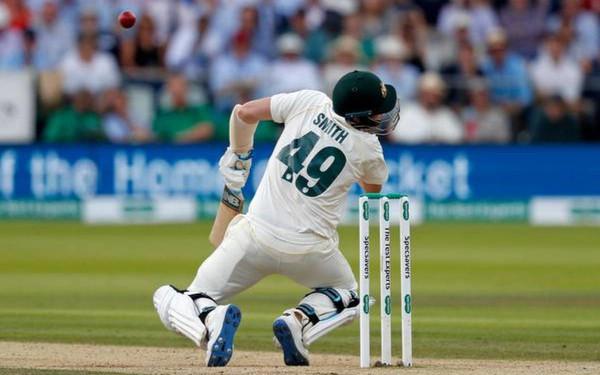Steve Smith concussion cricket