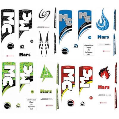 cricket bat stickers
